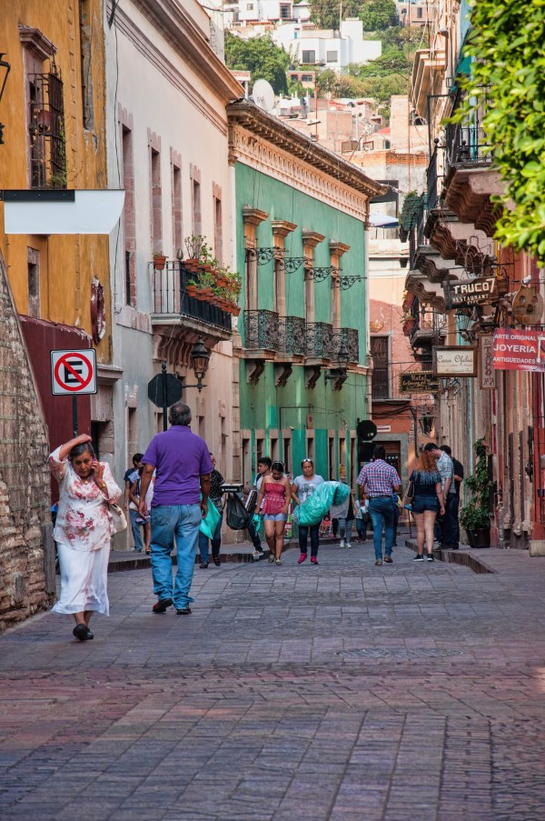 The Colorful Streets of Guanajuato
