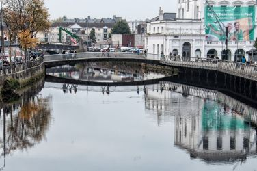 River Lee Refelctions