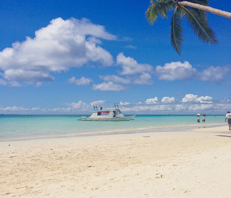 Boracay Beach: A Wedding And 'The World's Biggest Storm To Hit Land