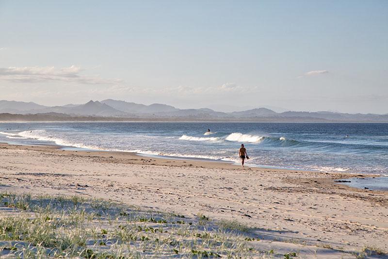 Byron Bay NSW Beach