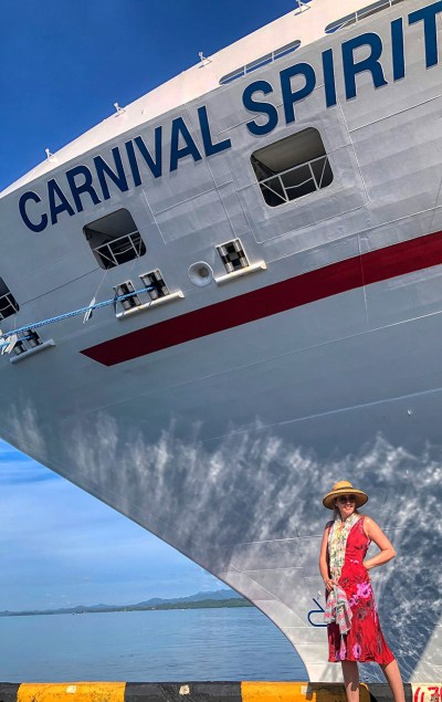 Carnival Spirit - Port Suva