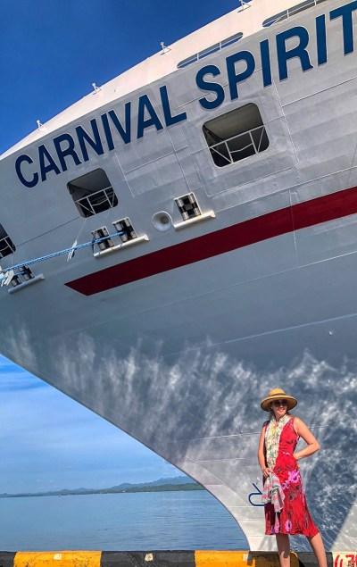 Carnival Spirit - Port Suva