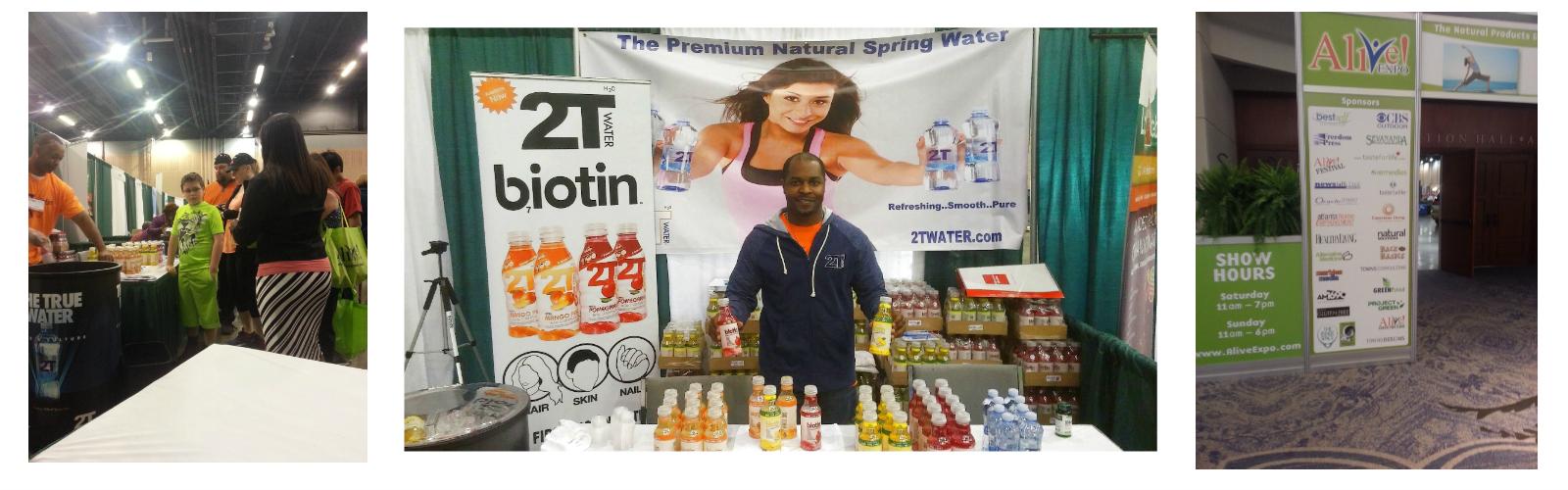 Biotin Water 2T