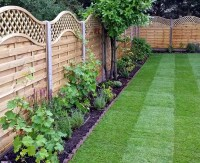 17 Best Images About Fencing Ideas On Pinterest Garden ...