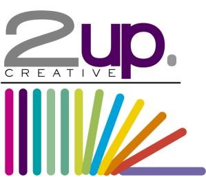 2up creative logo