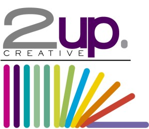 2up creative logo