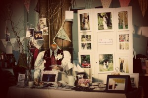A most curious vintage wedding fair Norwich