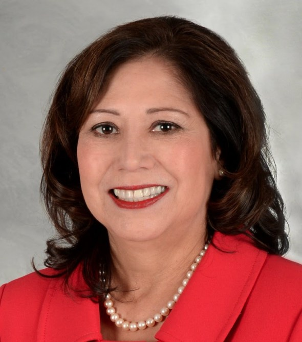 "US Labor Secretary (Ret.) and current L.A. County Supervisor Hilda Solis ""Isadore Hall has proven himself as someone who can deliver."""