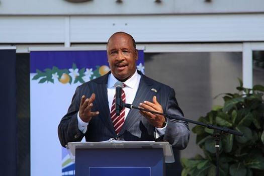 Mayor James Butts Jr.
