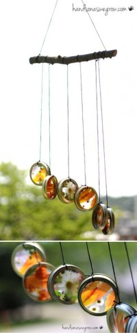 32 DIY Wind Chimes To Hang In A Beautiful Home