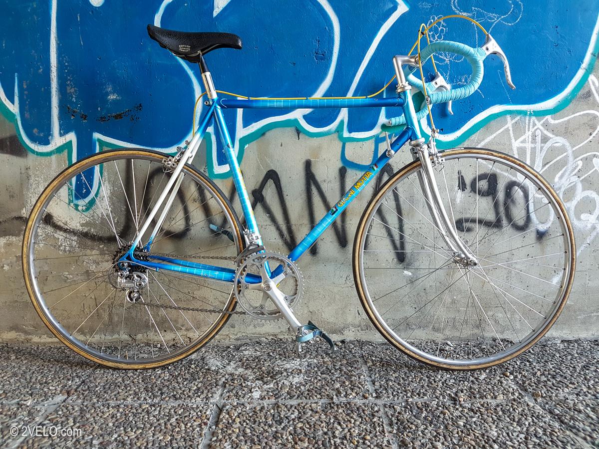 Gianni Motta Shimano Dura Ace 2velo Vintage Cycling