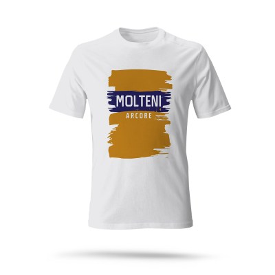 Molteni cotton t shirt - cycling team - 2velo