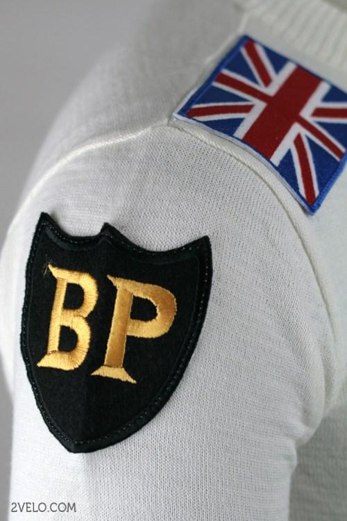 Peugeot UK BP, Tom Simpson vintage retro cycling, maglia ciclismo 2velo