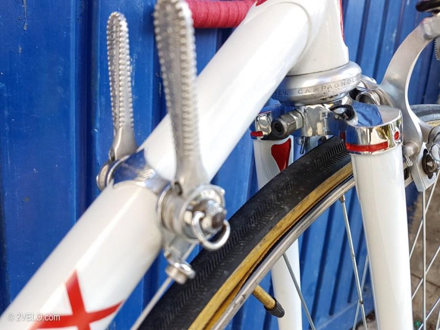 Eddy Merckx Pela, Faema team 2velo
