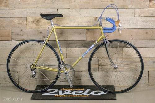 BENOTTO, in great condition, Campagnolo Super Record