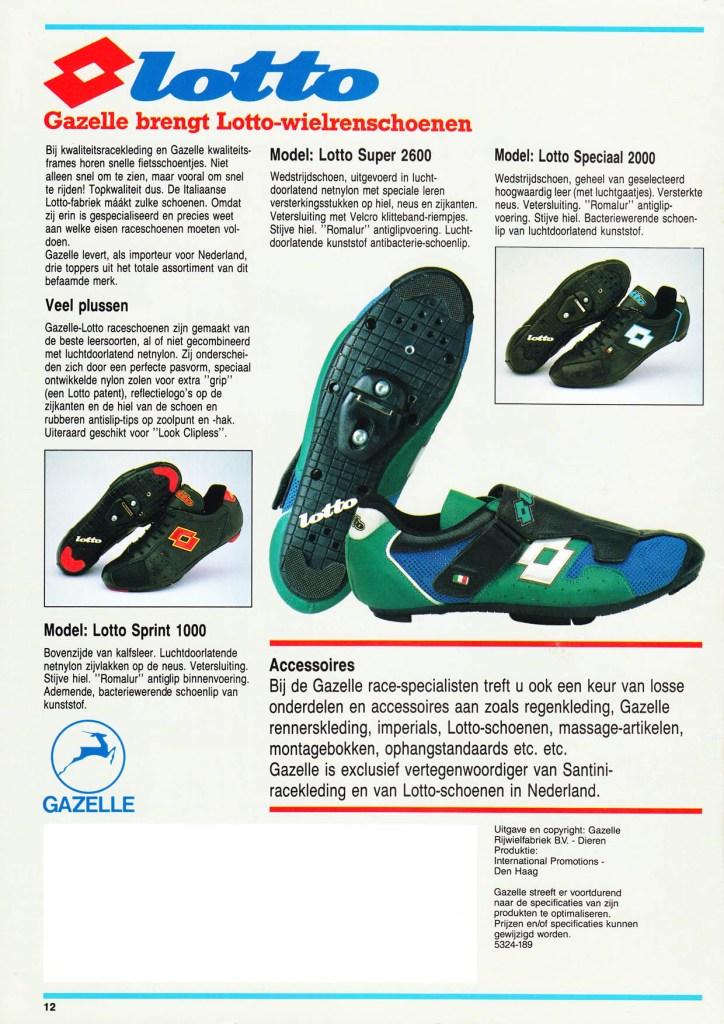 12_ Lotto shoes