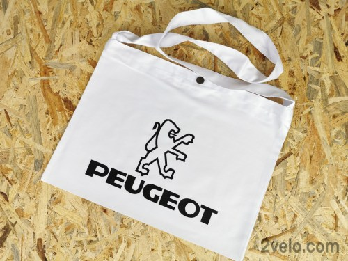 Peugeot Musete cycling bag vintage style