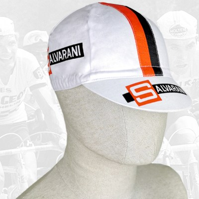 SALVARANI cycling cotton cap 2VELO