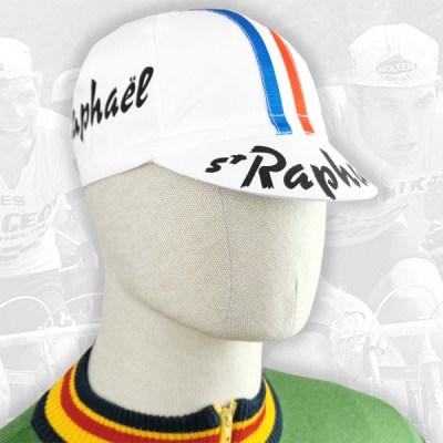 St Raphael cycling cotton cap 2VELO