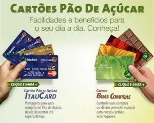 2 Via Fatura Cartão Pão de Acúcar