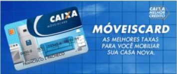 Como Solicitar Cartão MóveisCard Caixa Economica