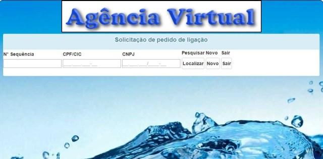 2 via conta SAAE Alagoinhas