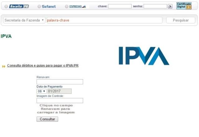 IPVA 2019 PR