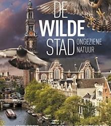 poster horend bij de film De wilde stad