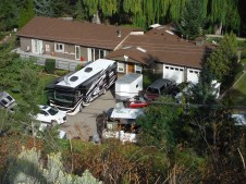 The Bell's RV camp and party haven