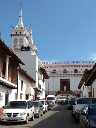 Side trip to the beautiful town of Mazamitla