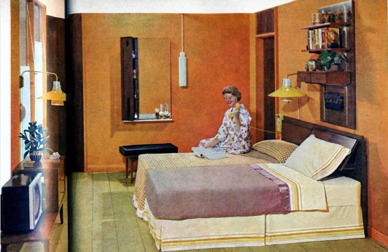 Better Homes And Gardens Decorating Ideas (1960) (Part One