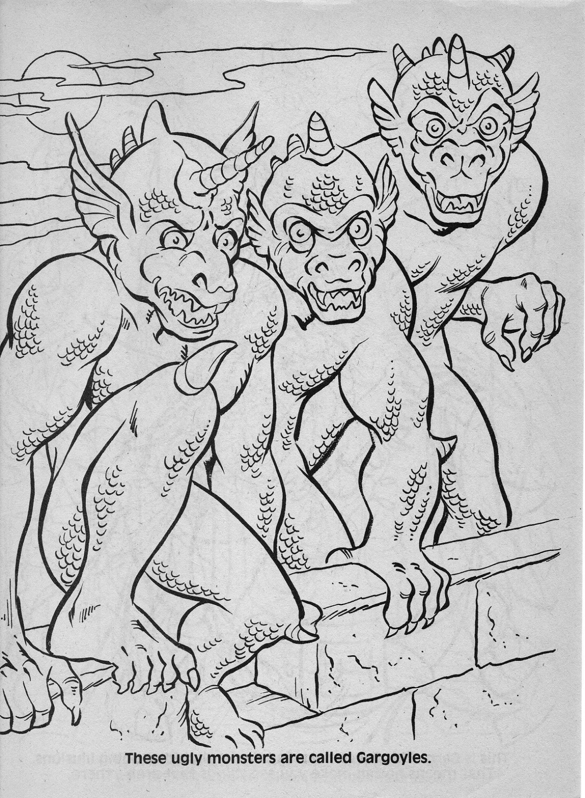 Beowulf coloring pages