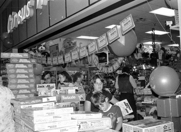 Circus World Desoto Square Mall Bradenton FL 1978  2