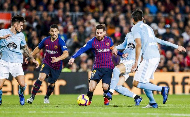 Celta Vigo Vs Barcelona Free Betting Tips 04 05 2019