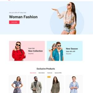 создать интернет-магазин моды и одежды