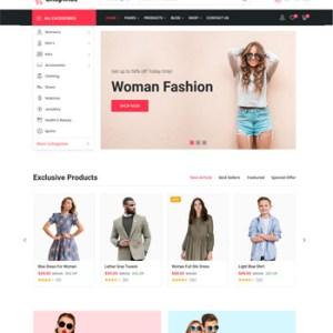 создать собственный магазин модной одежды,