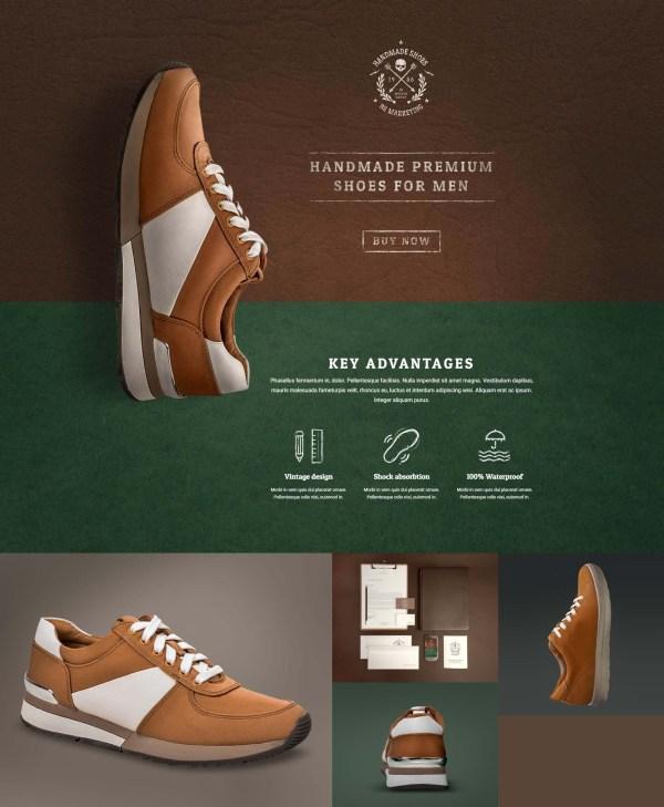 Купить готовый интернет магазин обуви