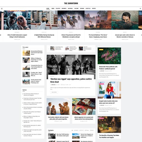 Купить или заказать сайт для новостей,
