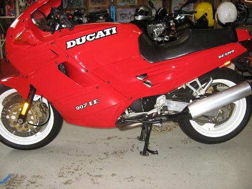 Ducati 907ie For Sale