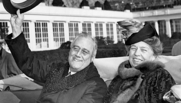 Image result for franklin and eleanor roosevelt