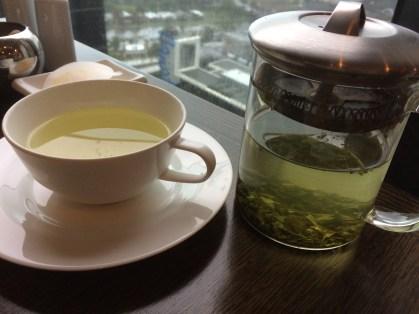 Numero 1: Green tea