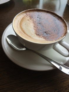 Numero 2: My fancy cappuccino