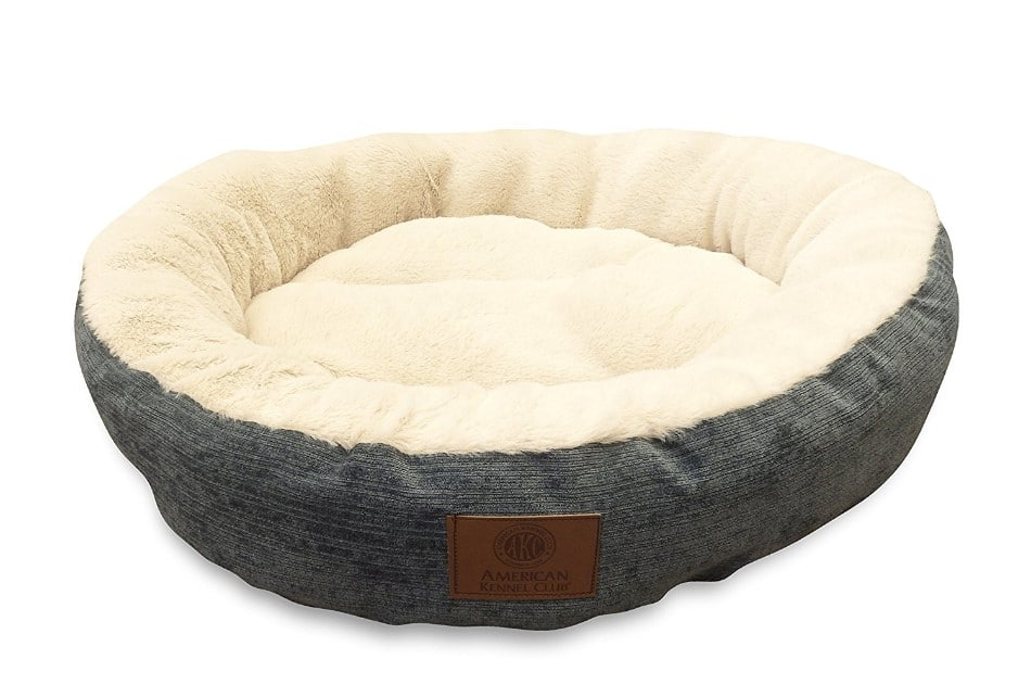 akc casablanca dog bed