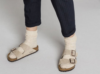Birkenstock Sandals With Socks