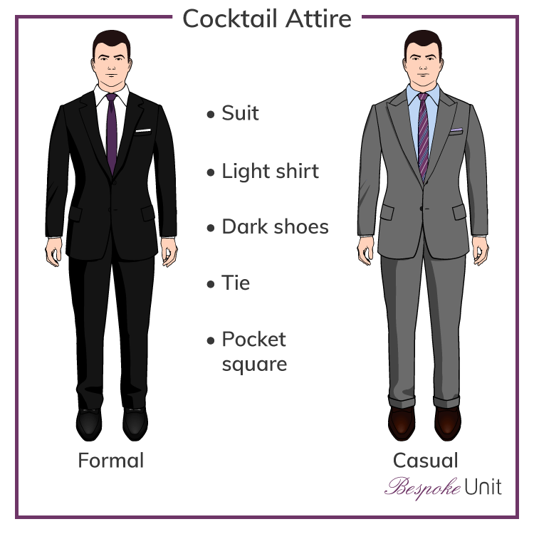 Wedding Attire Guest Male