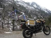 Bike rack for your motorcycle?- Mtbr.com