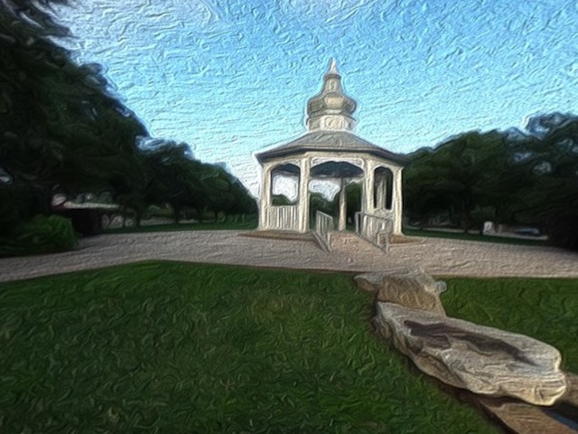 Main Plaza | Boerne Texas | Boerne Parks | 360-degree Illustration | 2XB Media Productions | Cutting Edge Media | Photographer | Videographer | Veteran-Owned Small Business | San Antonio Texas | Texas Hill Country | Media Company | Marketing | Promotions | Events