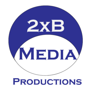Logo | 2XB Media Productions | Boerne Texas | Cutting Edge Media | Photographer | Videographer | Veteran-Owned Small Business | San Antonio Texas | Texas Hill Country | Media Company | Marketing | Promotions | Events | Photo | Video | 360-Degree Photo, Illustrations, & Video | Google Earth Flyovers | 2XB Books | Modern Interactive E-Books | Metadata Tagging