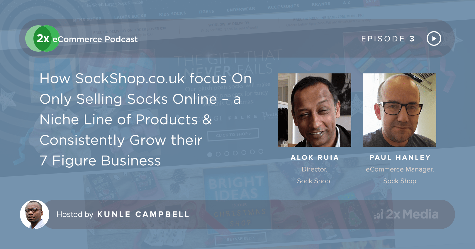 e3396701b65 How SockShop.co.uk focus On a Niche Line of Products   Consistently Grow  their Online Store