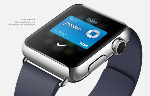 Apple Watch with Apple Pay